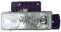 1995 - 2005 GMC Safari Front Headlight Assembly Replacement Housing / Lens / Cover - Right (Passenger)