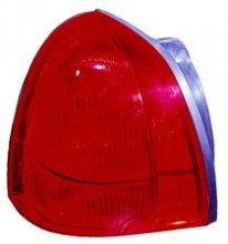 2003 - 2008 Lincoln Town Car Rear Tail Light Assembly Replacement / Lens / Cover - Left (Driver)