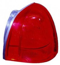 2003 - 2008 Lincoln Town Car Rear Tail Light Assembly Replacement / Lens / Cover - Right (Passenger)