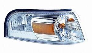 2006-2010 Mercury Grand Marquis Parking Light - Right (Passenger)