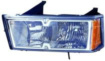 2005 - 2008 Chevrolet (Chevy) Colorado Front Headlight Assembly Replacement Housing / Lens / Cover - Left (Driver)