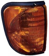 2003 Ford Econoline Van Corner Light Assembly Replacement / Lens Cover - Right (Passenger)