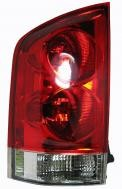 2005 - 2015 Nissan Armada Tail Light Rear Lamp - Left (Driver)