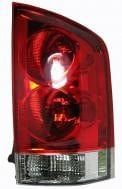 2005 - 2015 Nissan Armada Rear Tail Light Assembly Replacement / Lens / Cover - Right (Passenger)