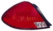 2003 Ford Taurus Tail Light Rear Lamp - Left (Driver)