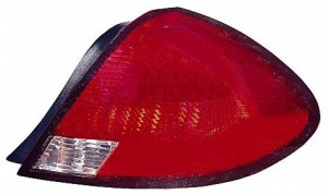 2003-2003 Ford Taurus Tail Light Rear Lamp - Right (Passenger)