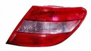 2008-2011 Mercedes Benz C350 Tail Light Rear Lamp - Right (Passenger)