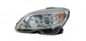 2007-2007 Mercedes Benz C300 Headlight Assembly - Left (Driver)