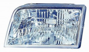2006-2009 Mercury Grand Marquis Headlight Assembly - Left (Driver)