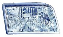 2006 - 2011 Mercury Grand Marquis Front Headlight Assembly Replacement Housing / Lens / Cover - Right (Passenger)