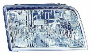 2006-2009 Mercury Grand Marquis Headlight Assembly - Right (Passenger)