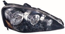 2005 - 2006 Acura RSX Front Headlight Assembly Replacement Housing / Lens / Cover - Right (Passenger)