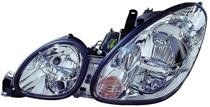 1998 - 2000 Lexus GS300 Headlight Assembly - Left (Driver)
