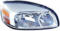 2005 - 2009 Pontiac Transmission Sport Front Headlight Assembly Replacement Housing / Lens / Cover - Left (Driver)