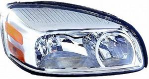 2005-2009 Pontiac Trans Sport Headlight Assembly - Left (Driver)