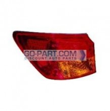 2006-2006 Lexus IS250 Outer Tail Light Rear Lamp - Left (Driver)