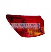 2006-2006 Lexus IS250 Outer Tail Light Rear Brake Lamp - Left (Driver)