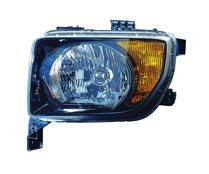 2007 - 2008 Honda Element Front Headlight Assembly Replacement Housing / Lens / Cover - Left (Driver)
