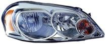 2006 - 2012 Chevrolet (Chevy) Monte Carlo Headlight Assembly - Right (Passenger)