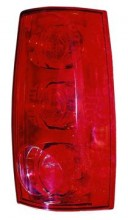 2007 - 2011 GMC Yukon Rear Tail Light Assembly Replacement / Lens / Cover - Right (Passenger)
