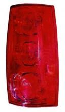 2007 - 2014 GMC Yukon XL Tail Light Rear Lamp - Right (Passenger)