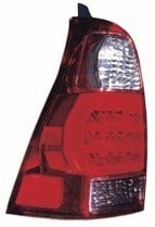 2006-2009 Toyota 4Runner Tail Light Rear Lamp - Left (Driver)