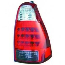 2006-2009 Toyota 4Runner Tail Light Rear Lamp - Right (Passenger)