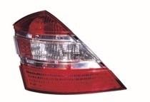 2007 - 2009 Mercedes Benz S550 Tail Light Rear Lamp - Left (Driver)