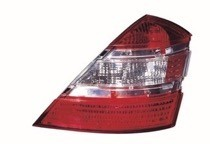 2007 - 2009 Mercedes Benz S550 Rear Tail Light Assembly Replacement / Lens / Cover - Right (Passenger)