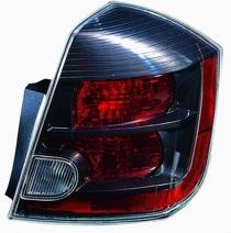 2007 - 2009 Nissan Sentra Tail Light Rear Lamp (with 2.5L Engine) - Right (Passenger)