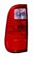 2008-2010 Ford F-Series Super Duty Pickup Tail Light Rear Brake Lamp - Left (Driver)