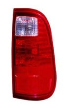 2008 - 2016 Ford F-Series Super Duty Pickup Tail Light Rear Lamp - Right (Passenger)