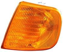 2004 Ford F-Series Light Duty Pickup Parking + Signal Light Assembly Replacement / Lens Cover - Left (Driver)
