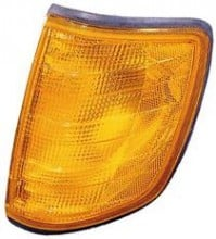 1988 - 1993 Mercedes Benz 300CE Parking + Signal Light - Left (Driver)