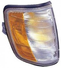 1994 - 1995 Mercedes Benz E300D Parking + Signal Light (Park/Signal Combination + with Bulb) - Right (Passenger)