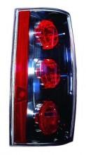 2007 - 2014 GMC Yukon XL Tail Light Rear Lamp (with Denali) - Left (Driver)