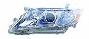 2007-2009 Toyota Camry Hybrid Headlight Assembly - Left (Driver)