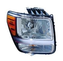 2007 - 2011 Dodge Nitro Front Headlight Assembly Replacement Housing / Lens / Cover - Right (Passenger)