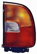 1996 - 1997 Toyota RAV4 Rear Tail Light Assembly Replacement (OEM# 81551-42030) - Right (Passenger)