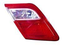 2007 - 2009 Toyota Camry Inner Tail Light (Inner Lamps / Japan) - Left (Driver)