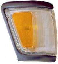 1992 - 1995 Toyota Pickup Corner Light (4WD + Black) - Left (Driver)