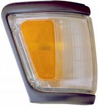 1992-1995 Toyota Pickup Corner Light (4WD / Black) - Left (Driver)