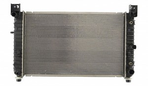 2000-2006 Chevrolet (Chevy) Tahoe Radiator (28 1/4-inch Core / without Eoc)