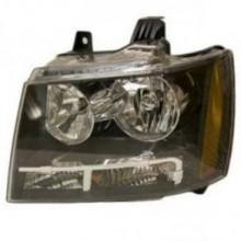 2007-2011 Chevrolet (Chevy) Blazer Headlight Assembly - Left (Driver)