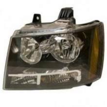 2007-2011 Chevrolet (Chevy) Avalanche Headlight Assembly - Left (Driver)