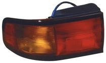 1995 - 1996 Toyota Camry Tail Light Rear Lamp (Coupe/Sedan / Japan) - Right (Passenger)