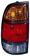 2000 - 2006 Toyota Tundra Pickup Tail Light Rear Lamp (Regular Cab / excluding Double Cab) - Left (Driver)