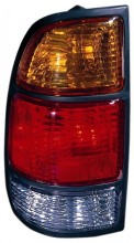 2000-2006 Toyota Tundra Pickup Tail Light Rear Lamp (Regular Cab / excluding Double Cab) - Left (Driver)