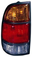 2000 - 2006 Toyota Tundra Pickup Tail Light Rear Lamp (Regular Cab + excluding Double Cab) - Right (Passenger)