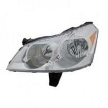 2009-2011 Chevrolet (Chevy) Traverse Headlight Assembly - Left (Driver)